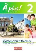 Cover-Bild zu À plus! 2. Nouelle édition. Klassenarbeitstrainer