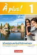 Cover-Bild zu À plus! 1. Nouvelle édition. Klassenarbeitstrainer