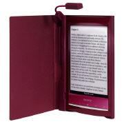 Cover-Bild zu Roter Einband mit integrierter Leuchte für Sony Reader Wi-Fi PRS-T1