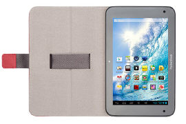 Cover-Bild zu Cover für Pocketbook Stand für SURFpad 2. rot