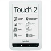 Cover-Bild zu Pocketbook Touch Lux 2 weiss