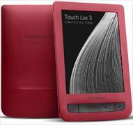 Cover-Bild zu Pocketbook Touch Lux 3 rubinrot
