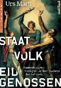 Cover-Bild zu Staat, Volk, Eidgenossen