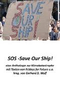 Cover-Bild zu eBook SOS - Save Our Ship! eine Anthologie zur Klimakatastrophe