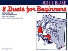 Cover-Bild zu Acht Duette für Anfänger