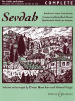 Cover-Bild zu Sevdah