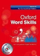 Cover-Bild zu Oxford Word Skills Advanced: Student's Pack (Book and CD-ROM)