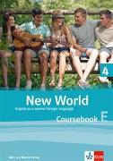 Cover-Bild zu New World 4. Coursebook E / My Resources E. Student's Pack