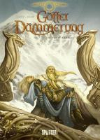 Cover-Bild zu Jarry, Nicolas: Götterdämmerung 01. Der Fluch der Nibelungen