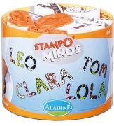 Cover-Bild zu Stampo Minos - Alphabet