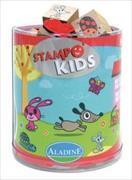 Cover-Bild zu Stampo Kids - Lieblingstiere