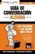 Cover-Bild zu Guía de Conversación Español-Alemán Y Mini Diccionario de 250 Palabras