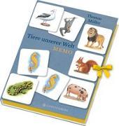 Cover-Bild zu Tiere unserer Welt Memo