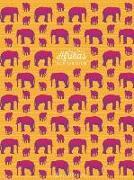 Cover-Bild zu Tiere Afrikas Geschenkpapier-Heft Motiv Elefant