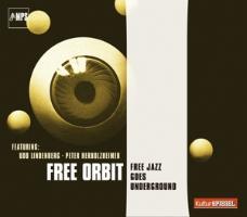 Cover-Bild zu Free Jazz Underground