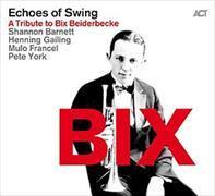 Cover-Bild zu Echoes of Swing