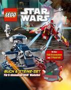 Cover-Bild zu LEGO Star Wars Buch & Steine-Set