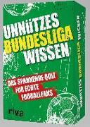 Cover-Bild zu Unnützes Bundesligawissen - Das spannende Quiz für echte Fußballfans