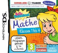 Cover-Bild zu Cornelsen Trainer für Nintendo DS - Grundschule. 1.-4. Klasse - DS-Karte