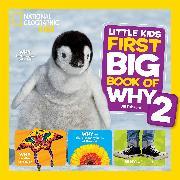 Cover-Bild zu Esbaum, Jill: National Geographic Little Kids First Big Book of Why 2