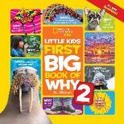 Cover-Bild zu Esbaum, Jill: Little Kids First Big Book of Why 2 (eBook)