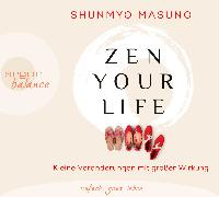 Cover-Bild zu Zen your life