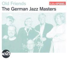 Cover-Bild zu German Jazz Masters
