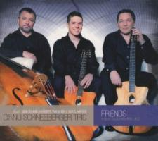 Cover-Bild zu Friends - A New Colour In Gypsy Jazz