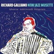 Cover-Bild zu New Jazz Musette