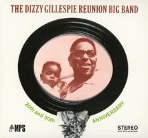 Cover-Bild zu The Dizzy Gillespie Reunion Big Band: 20th & 30th Anniversary