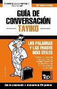 Cover-Bild zu Guía de Conversación Español-Tayiko Y Mini Diccionario de 250 Palabras