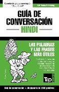 Cover-Bild zu Guía de Conversación Español-Hindi Y Diccionario Conciso de 1500 Palabras