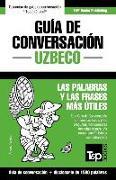 Cover-Bild zu Guía de Conversación Español-Uzbeco Y Diccionario Conciso de 1500 Palabras