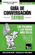 Cover-Bild zu Guía de Conversación Español-Tayiko Y Diccionario Conciso de 1500 Palabras