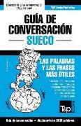 Cover-Bild zu Guía de Conversación Español-Sueco Y Vocabulario Temático de 3000 Palabras