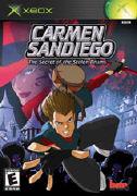 Cover-Bild zu Carmen Sandiego