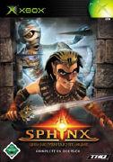 Cover-Bild zu Sphinx und die verfluchte Mumie