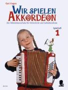 Cover-Bild zu Wir spielen Akkordeon