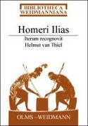 Cover-Bild zu Homeri Ilias