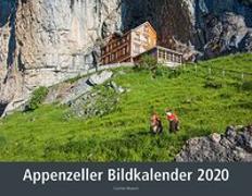 Cover-Bild zu Appenzeller Bildkalender 2020
