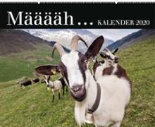 Cover-Bild zu Määääh... Kalender 2020