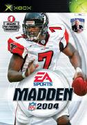 Cover-Bild zu MADDEN NFL 2004
