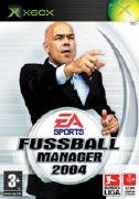 Cover-Bild zu Fussball Manager 2004