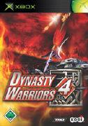 Cover-Bild zu Dynasty Warriors 4 - KOEI
