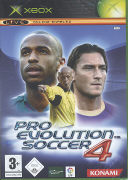 Cover-Bild zu Pro Evolution Soccer 4