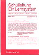 Cover-Bild zu Bd. 4/20: Pädagogische Führung / Unterricht. 20. Aktualisierungslieferung