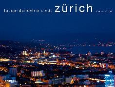 Cover-Bild zu Tausendundeine Stadt Zürich