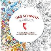 Cover-Bild zu Das Schweiz-Malbuch