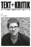 Cover-Bild zu eBook TEXT+KRITIK 210: Jan Wagner