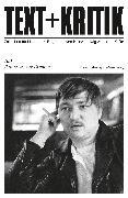 Cover-Bild zu eBook TEXT+KRITIK 103/2. Aufl. Neuf. - Rainer Werner Fassbinder